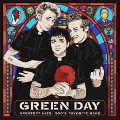 Green Day グリーンデイ / グレイテスト・ヒッツ Greatest Hits:  God's Favorite Band (2枚組アナログレコード)【LP】