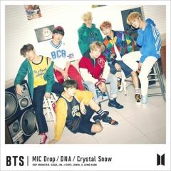 BTS (防弾少年団) / MIC Drop  /  DNA  /  Crystal Snow 【初回限定盤A】 (CD+DVD)【CD Maxi】
