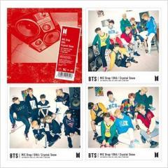 BTS (防弾少年団) / MIC Drop  /  DNA  /  Crystal Snow 【4形態同時購入特典:B2ポスター(絵柄B)付き】【CD Maxi】