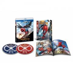 スパイダーマン:ホームカミング IN 3D【初回生産限定】【BLU-RAY DISC】
