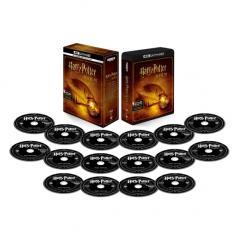 ハリー・ポッター 8フィルムコレクション<4K ULTRA HD & ブルーレイセット>(16枚組)【BLU-RAY DISC】
