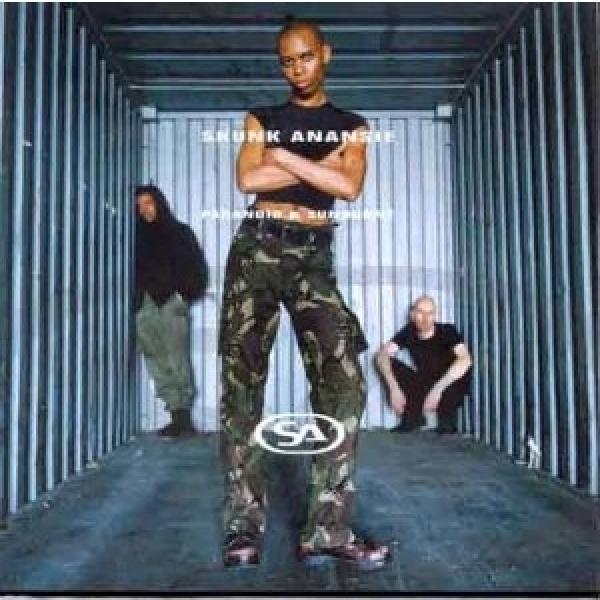 Skunk Anansie / Paranoid  &  Sunburnt (180グラム重量盤レコード)【LP】