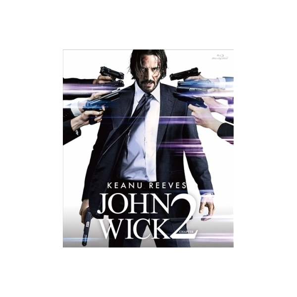 ジョン・ウィック:チャプター2【BLU-RAY DISC】