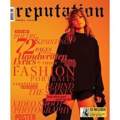 Taylor Swift テイラースウィフト / Reputation Deluxe Vol 1 (Deluxe Magazine+CD)【CD】