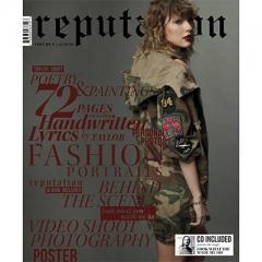 Taylor Swift テイラースウィフト / Reputation Deluxe Vol 2 (Deluxe Magazine+CD)【CD】