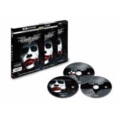 ダークナイト <4K ULTRA HD & ブルーレイセット>(3枚組)【BLU-RAY DISC】