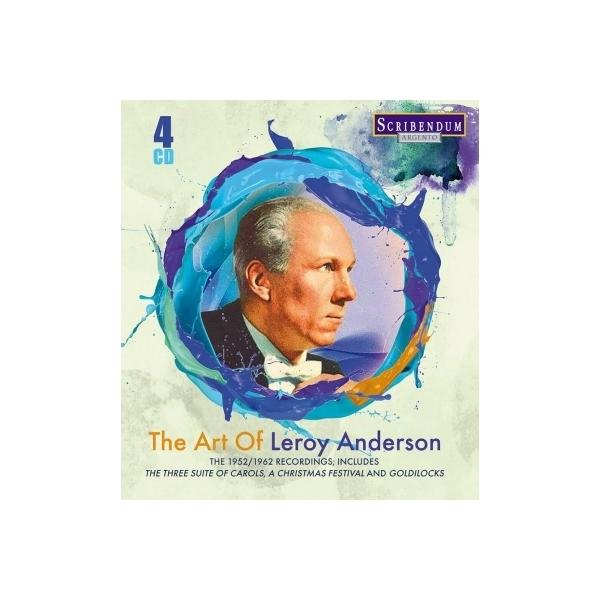 Anderson アンダーソン / ルロイ...