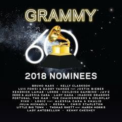 グラミー賞 / 2018 Grammy (R) ノミニーズ【CD】