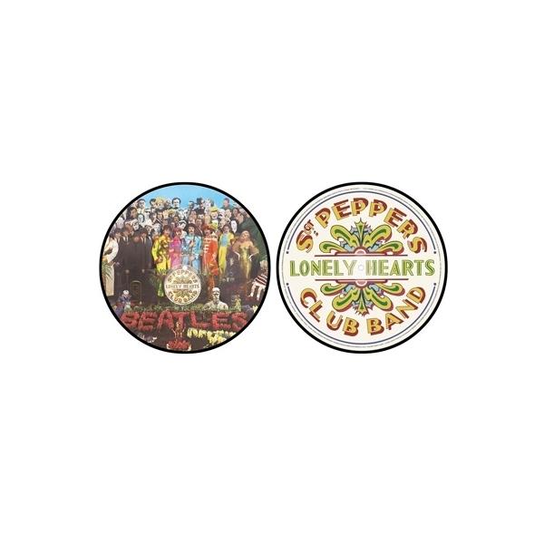 Beatles ビートルズ / サージェント・ペパーズ・ロンリー・ハーツ・クラブ・バンド 50周年記念盤【国内仕様輸入盤】(2017年ステレオ・ミックス / ピクチャー仕様 / アナログレコード)【LP】