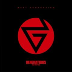 GENERATIONS from EXILE TRIBE / BEST GENERATION (CD+Blu-ray)【CD】