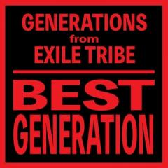 GENERATIONS from EXILE TRIBE / BEST GENERATION 【International Edition】(CD+DVD)【CD】