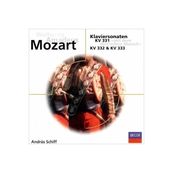 Mozart モーツァルト / ピアノ・ソナタ第11番、第12番、第13番 アンドラーシュ・シフ【CD】