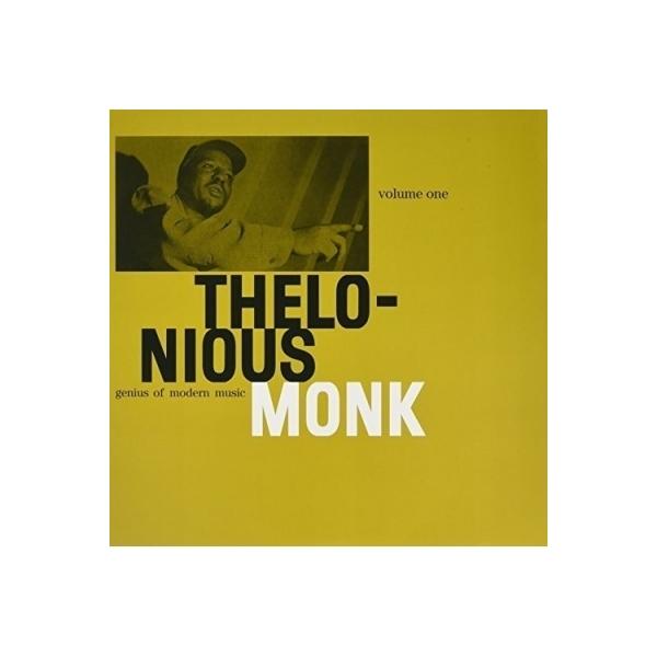 Thelonious Monk セロニアスモンク / Genius Of Modern Music Vol 1【LP】