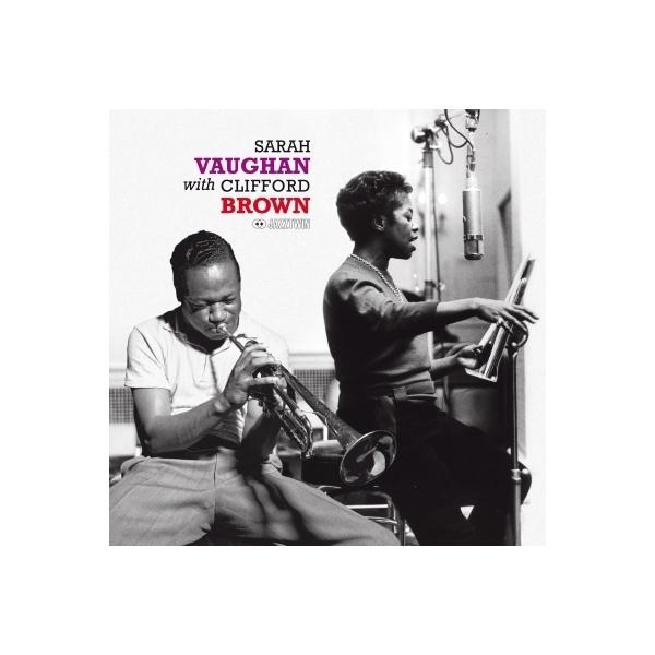 Sarah Vaughan / Clifford Brown / Sarah Vaughan With Clifford Brown (180グラム重量盤レコード / Jazztwin)【LP】