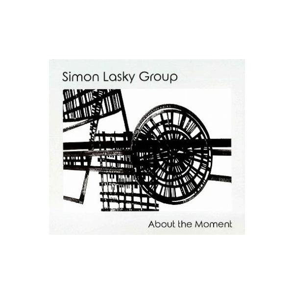 Simon Lasky / About The Moment【CD】