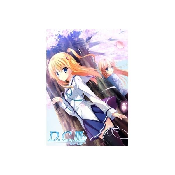 TVアニメ D.C.III~ダ・カーポIII~ Blu-ray コンパクト・コレクション【BLU-RAY DISC】