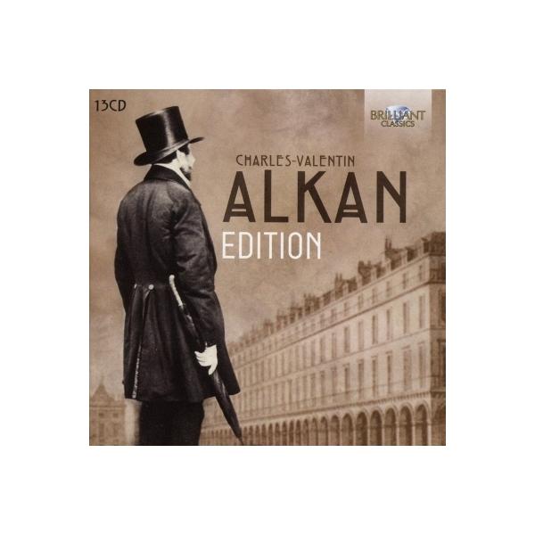 Alkan アルカン / アルカン・エディション(13CD)【CD】
