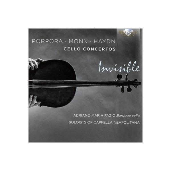 *チェロ・オムニバス* / Cello Concerto-porpora,  Monn,  Haydn:  Fazio(Vc) Cappella Neapolitana Soloists【CD】