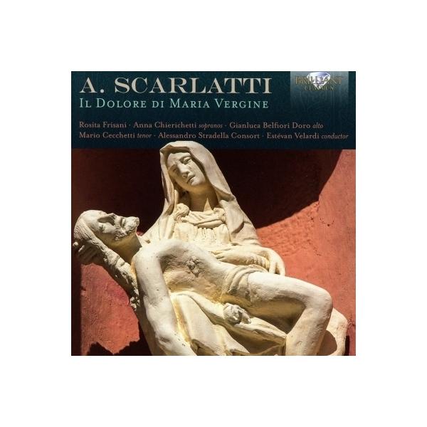 Scarlatti Alessandro スカルラッティアレッサンドロ / Il Dolore Di Maria Vergine:  Velardi  /  Alessandro Stradella Consort【CD】
