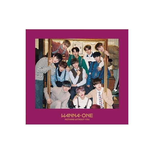 Wanna One / 1-1=0(NOTHING WITHOUT YOU)-JAPAN EDITION- 【ONE Ver.】 (CD+DVD)【CD】
