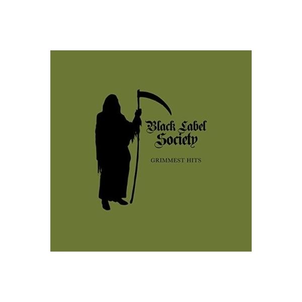 Black Label Society ブラックレーベルソサエティ / Grimmest Hits【CD】