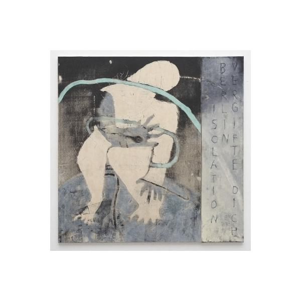 Isolation Berlin / Vergifte Dich【LP】