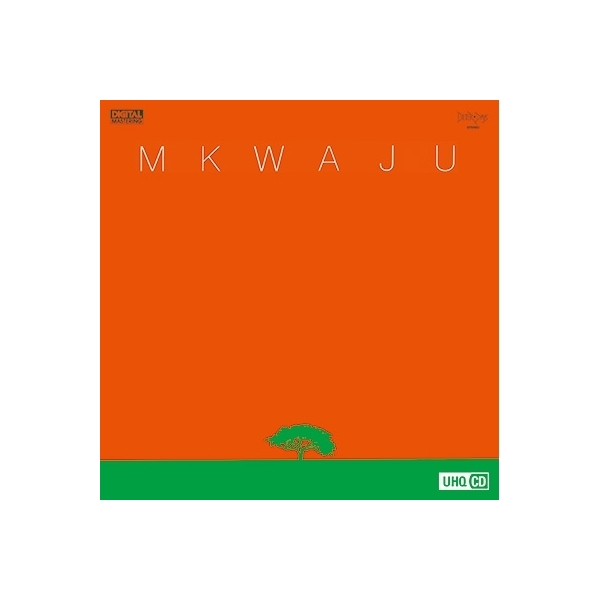 Mkwaju Ensemble (ムクワジュ・アンサンブル) / ムクワジュ ファースト (UHQCD)【Hi Quality CD】