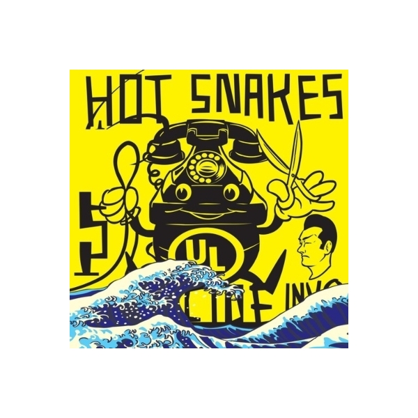Hot Snakes / Suicide Invoice【CD】