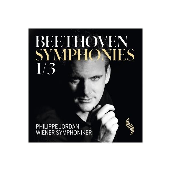 Beethoven ベートーヴェン / 交響曲第3番『英雄』、第1番 フィリップ・ジョルダン&ウィーン交響楽団【CD】