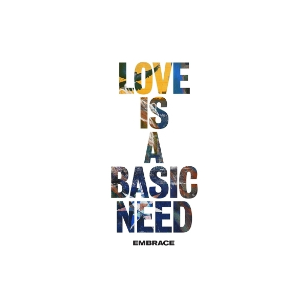 Embrace / Love Is A Basic Need【LP】