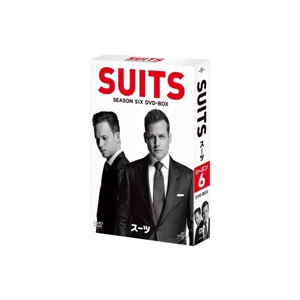 SUITS / スーツ シーズン6 DVD-BOX【DVD】