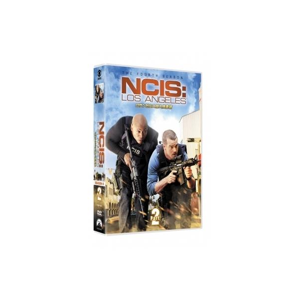 NCIS:  LOS ANGELES ロサンゼルス潜入捜査班 シーズン4 DVD-BOX Part 2【DVD】