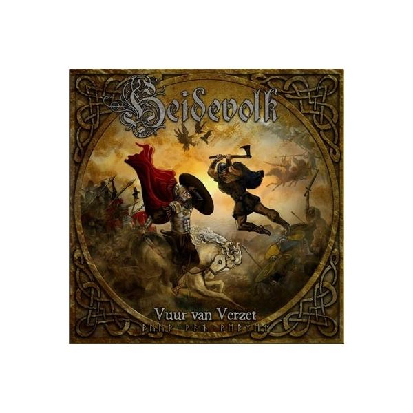 Heidevolk / Vuur Van Verzet【CD】