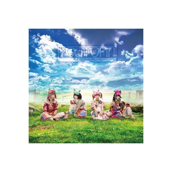 ゆるめるモ! / YOUTOPIA【CD】