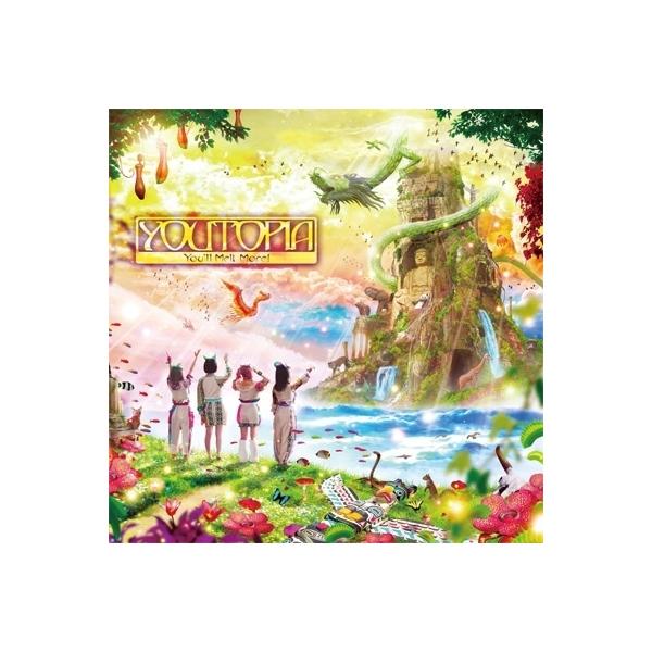 ゆるめるモ! / YOUTOPIA 【初回限定盤】【CD】
