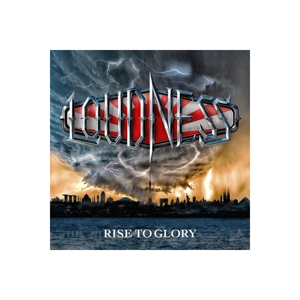 LOUDNESS ラウドネス / RISE TO GLORY -8118-【CD】