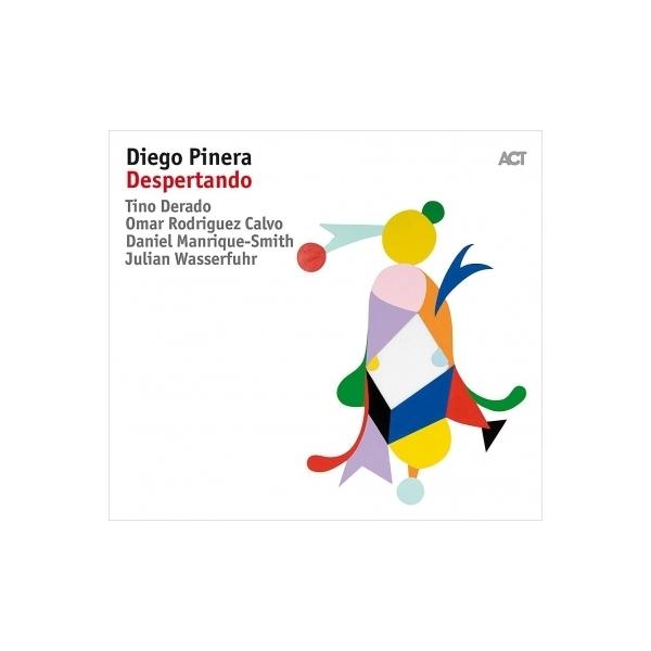 Diego Pinera / Despertando【CD】