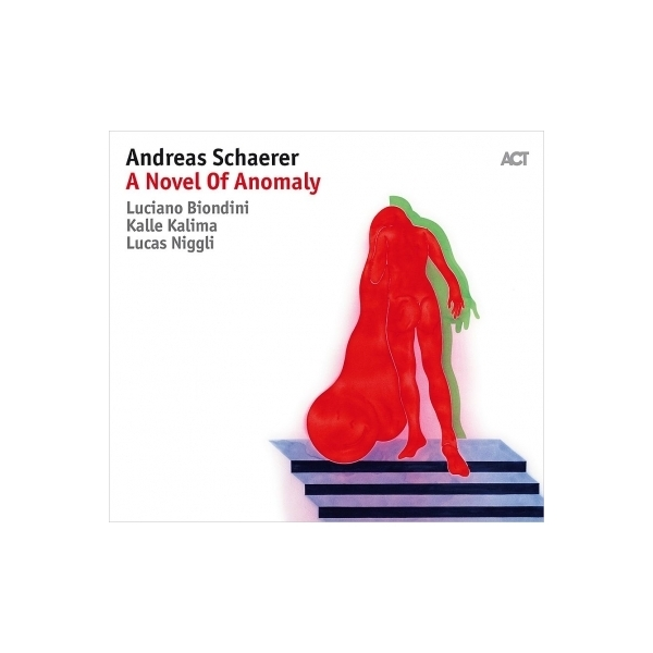 Andreas Schaerer / Novel Of Anomaly【CD】