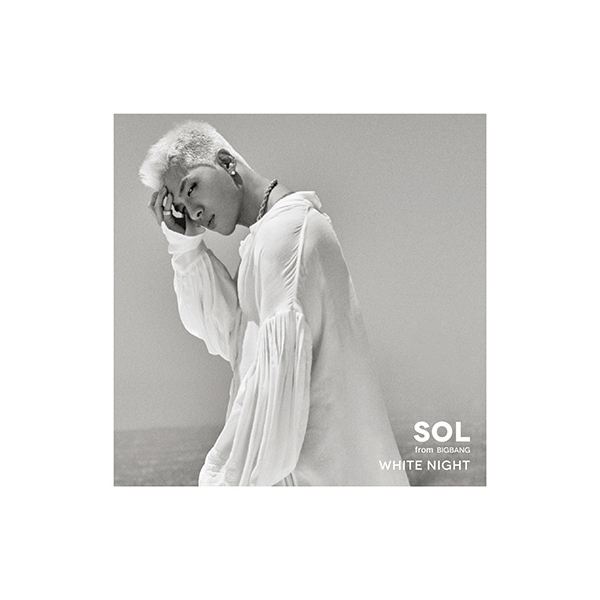 SOL (Tae Yang BIGBANG) ソルテヤン / WHITE NIGHT (CD+DVD) 【CD】