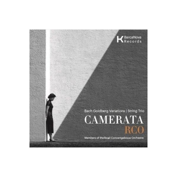 Bach, Johann Sebastian バッハ / ゴルトベルク変奏曲(弦楽三重奏版) カメラータRCO(2SACD)【SACD】