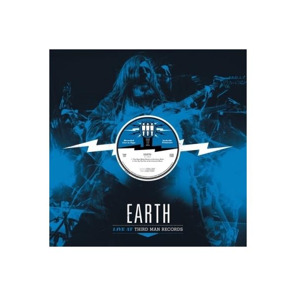 Earth / Live At Third Man (アナログレコード)【LP】
