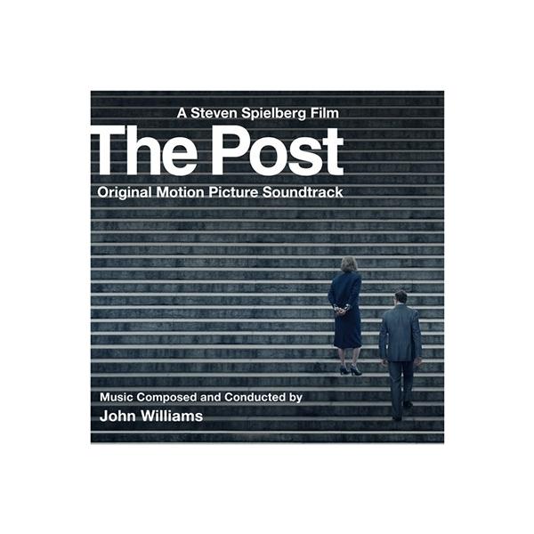 ペンタゴン ペーパーズ / 最高機密文書 / Post【CD】