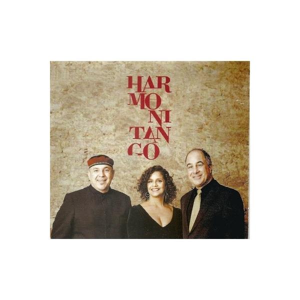 Jose Staneck / Ricardo Santoro / Sheila Zagury / Harmonitango【CD】