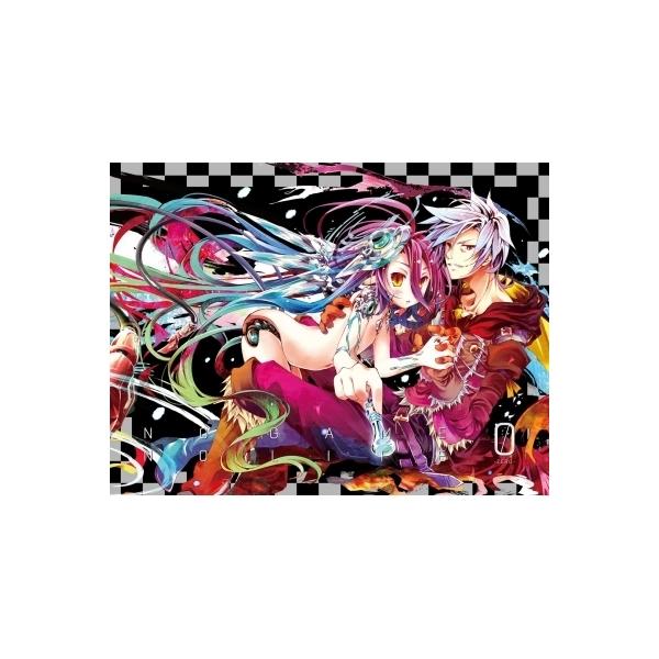 映画「ノーゲーム・ノーライフ ゼロ」限定版【Blu-ray】【BLU-RAY DISC】