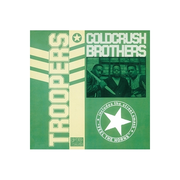 Cold Crush Brothers / Troopers+7 【CD】