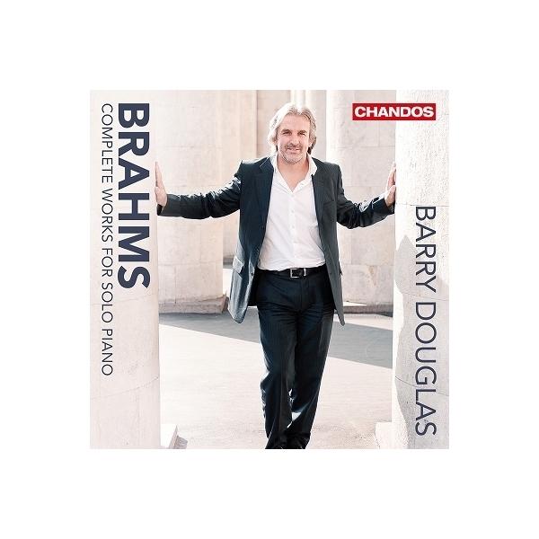 Brahms ブラームス / ピアノ独奏作品全集 バリー・ダグラス(6CD)【CD】