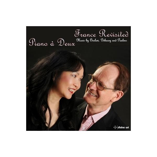 Duo-piano Classical / 『フランスのピアノ・デュオ』 ピアノ・ア・ドゥ【CD】