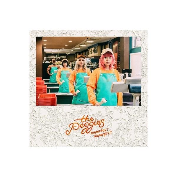 the peggies / super boy ! super girl !!【CD】