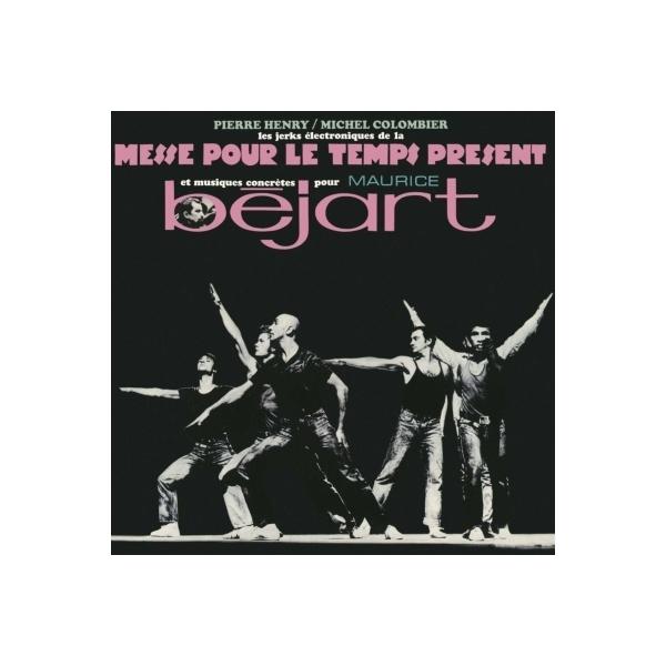 アンリ、ピエール(1927-2017) / Messe Pour Le Temps Present (アナログレコード)【LP】