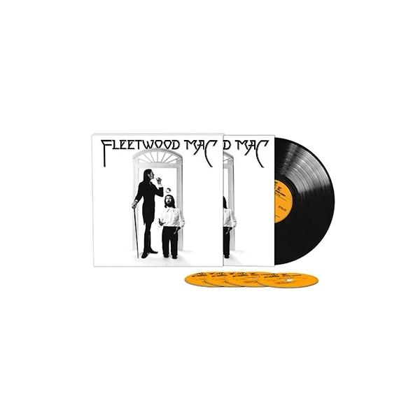 Fleetwood Mac フリートウッドマック / Fleetwood Mac [DELUXE EDITION] (3CD+DVD+LP)【CD】